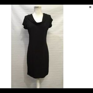 Philosophy Knit Jersey Perfect Black dress Med.